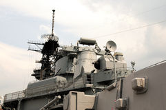 корабль сражения Стоковые Фотографии RF