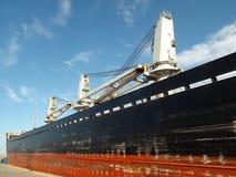 Корабль товара стоковые изображения rf
