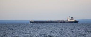 корабль штуфа Great Lakes стоковая фотография rf