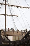 корабль детали Стоковое Изображение RF