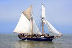корабль 2 высокорослый Стоковая Фотография