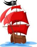 корабль иллюстрация вектора