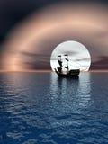 корабль Стоковое фото RF