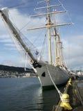 корабль esmeralda barquentine высокорослый Стоковая Фотография