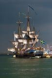 Корабль Götheborg стоковые фотографии rf