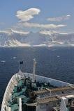 корабль gerlache круиза Стоковая Фотография