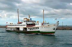 корабль istanbul Стоковые Фото