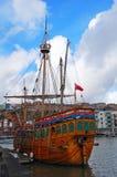 корабль matthew Стоковая Фотография