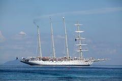 корабль sailing клипера Стоковые Изображения