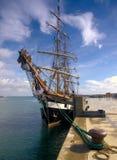 корабль sailing Стоковое Фото