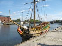 корабль sailing Стоковая Фотография RF