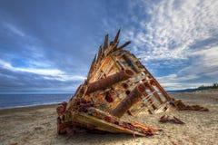 Кораблекрушение Pesuta Стоковое Изображение