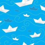 корабли бумаги бесплатная иллюстрация