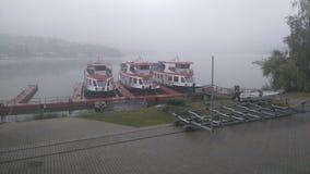 Корабли в Брне Стоковые Изображения