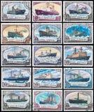 корабли Стоковые Фото