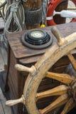 Корабли compass и катят Стоковое фото RF