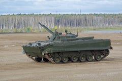 Корабль боя пехоты BMP-3 Стоковая Фотография RF