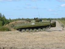 Корабль боя BMP-2 пехоты Стоковая Фотография