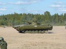 Корабль боя BMP-2 пехоты Стоковое Изображение RF