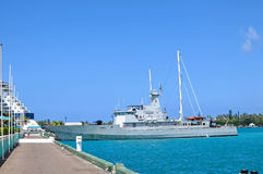 Корабль войны стоковая фотография rf