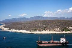 корабль груза старый Стоковая Фотография RF