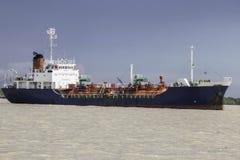 Корабль крана Стоковые Изображения