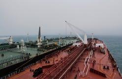 Корабль - к - деятельность корабля Стоковое Изображение RF