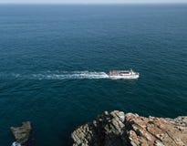 Корабль мотора Стоковое фото RF