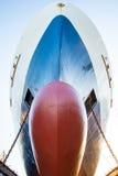 Корабль на стыковке Стоковое фото RF