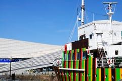 Корабль ослеплять, Ливерпуль стоковая фотография