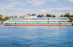 Корабль пассажирского парома Стоковые Фотографии RF