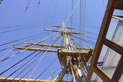 корабль рангоута высокорослый Стоковое фото RF
