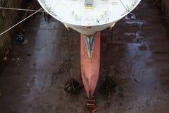 корабль стыковки сухой Стоковые Фотографии RF