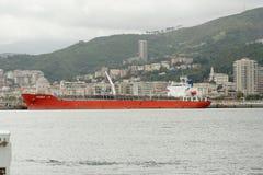 Корабль топливозаправщика Стоковая Фотография