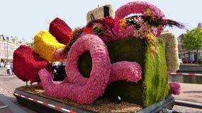 Корабль цветка Стоковая Фотография