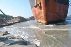 Корабль Стоковые Фото