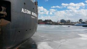 Корабль Algoma Стоковые Изображения