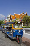 Корабль Tuk-Tuk городской в Бангкоке Стоковые Изображения
