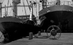 2 корабля Trasport Стоковая Фотография