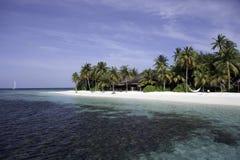 коралловый риф пляжа тропический Стоковое фото RF