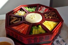 Корейская еда Стоковые Фотографии RF