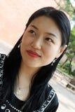 корейская женщина Стоковое Изображение RF