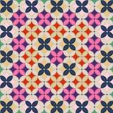 Корейская заплатка оборачивая картину ткани Стоковое Изображение RF