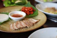 Корейская кухня стоковое изображение