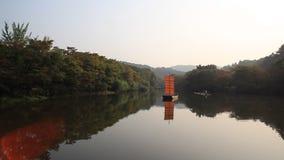 Корейская фольклорная деревня сток-видео