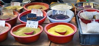 Корейские специи Стоковые Фото