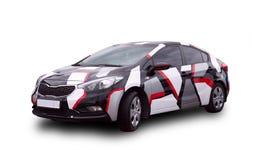 Корейский автомобиль KIA Cerato Стоковые Изображения