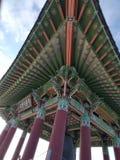 Корейский колокол стоковая фотография