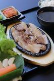 Корейский комплект еды Стоковое фото RF