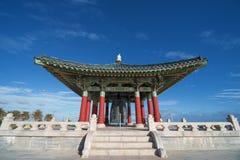 Корейский колокол приятельства Стоковые Фото